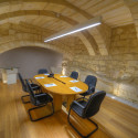 Vaulted Boardroom